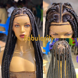 Sylvia Full lace wig