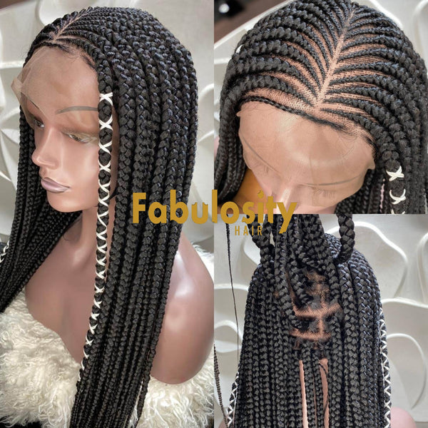 Debra full lace wig