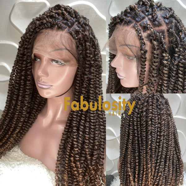 Passion twists Brown (Kathy)