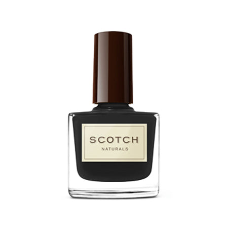 BLACK TARTAN WATERCOLORS NAIL POLISH
