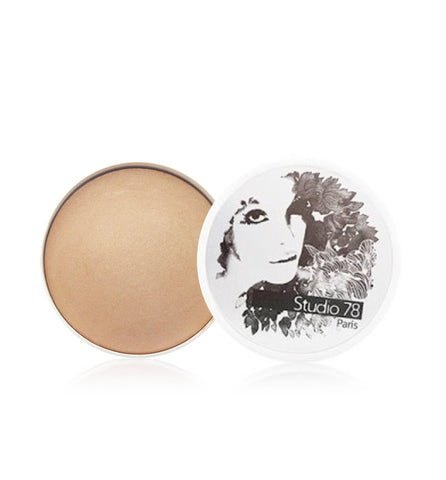 Studio 78 Paris Organic Mattifying Powder Mineral Pressed Powder
