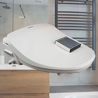 Electronic Toilet with Remote Control