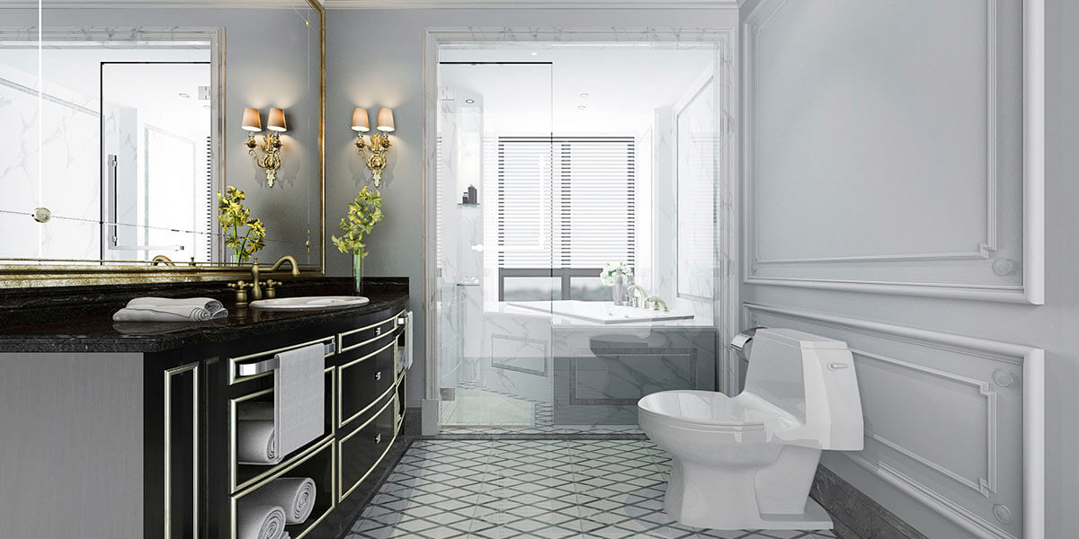 What bathroom decor to use?