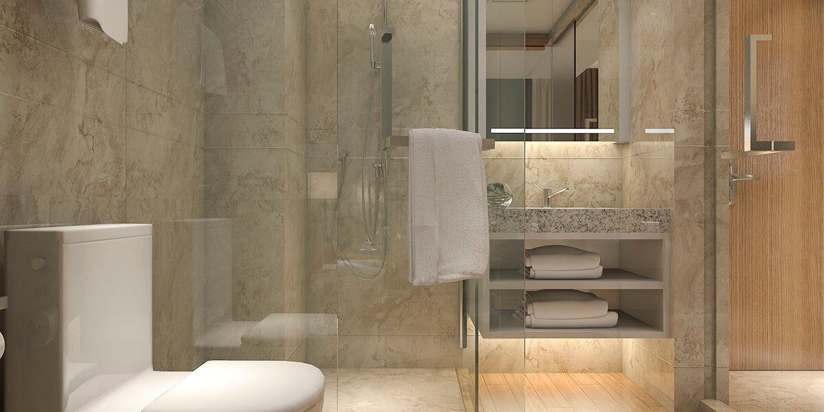 What are advantages of beige tiles?