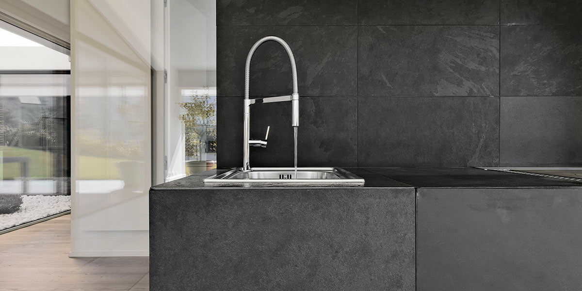Hansgrohe modern faucets
