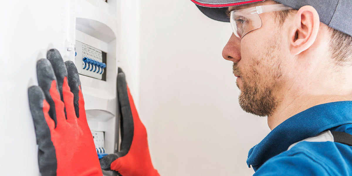 What is the best way to detect electrical faults?