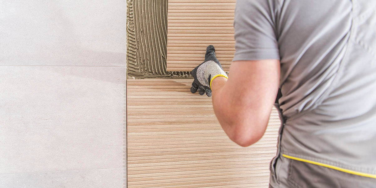 You are remodeling your bathroom.