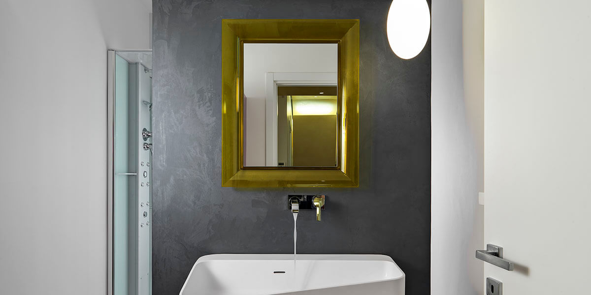 How to use unconventional style sink?