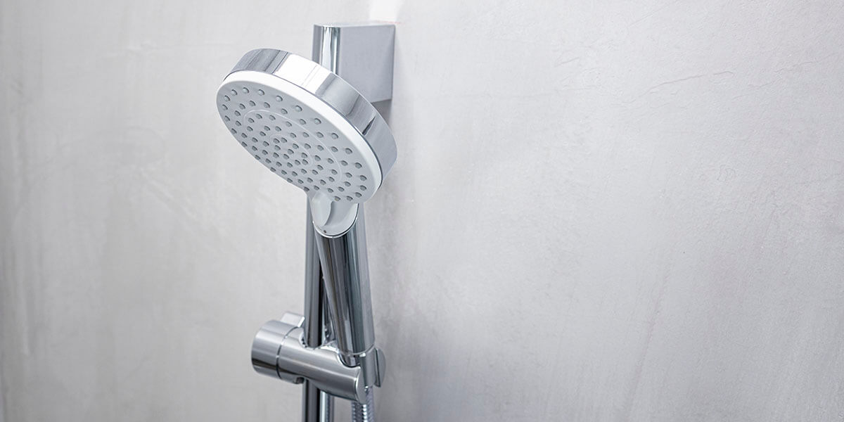shower head stainless