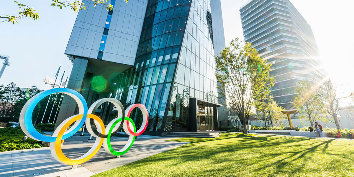 Why was it suggested that the Olympic Games should be canceled?