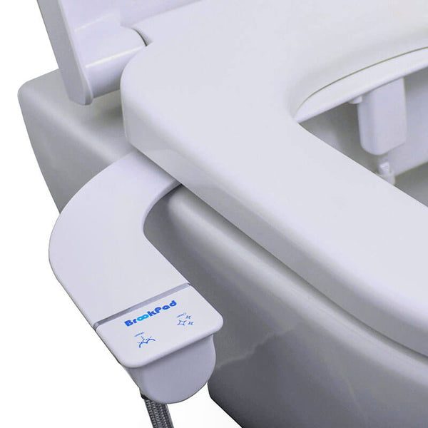 Toilet Water Shower Attachment EcoSplash 250D - BrookPad United Kingdom