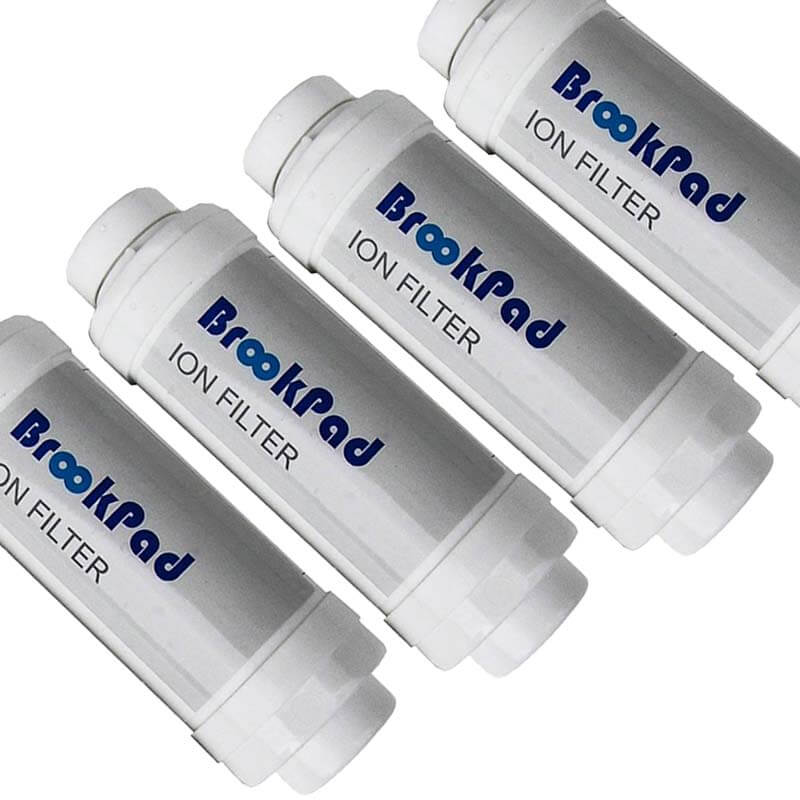 Ion Water Filter 4x Pack for Smart Toilets