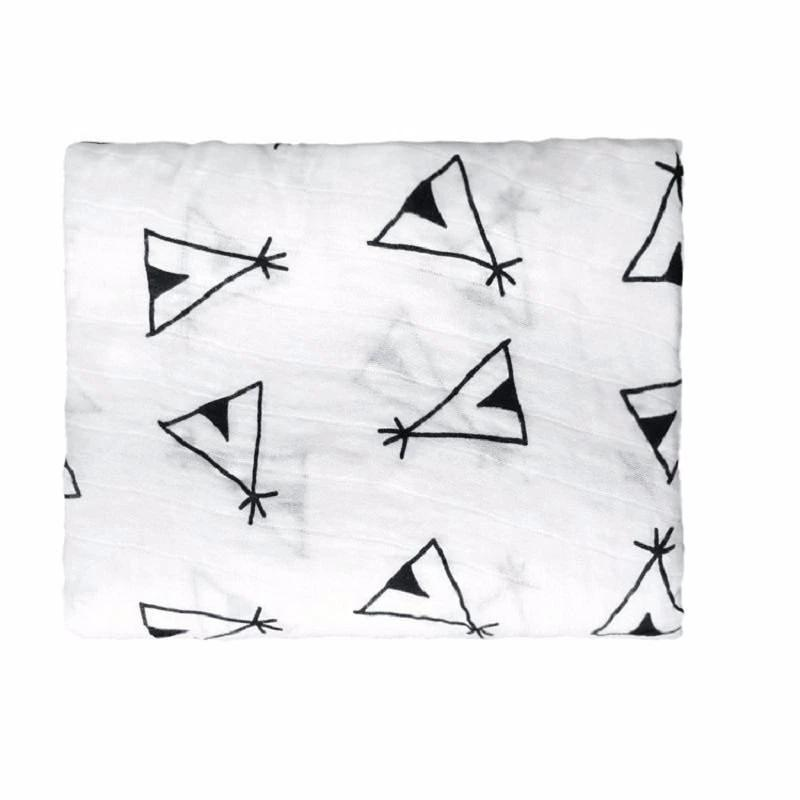Teepee Swaddle Blanket - Itty Bitty Co