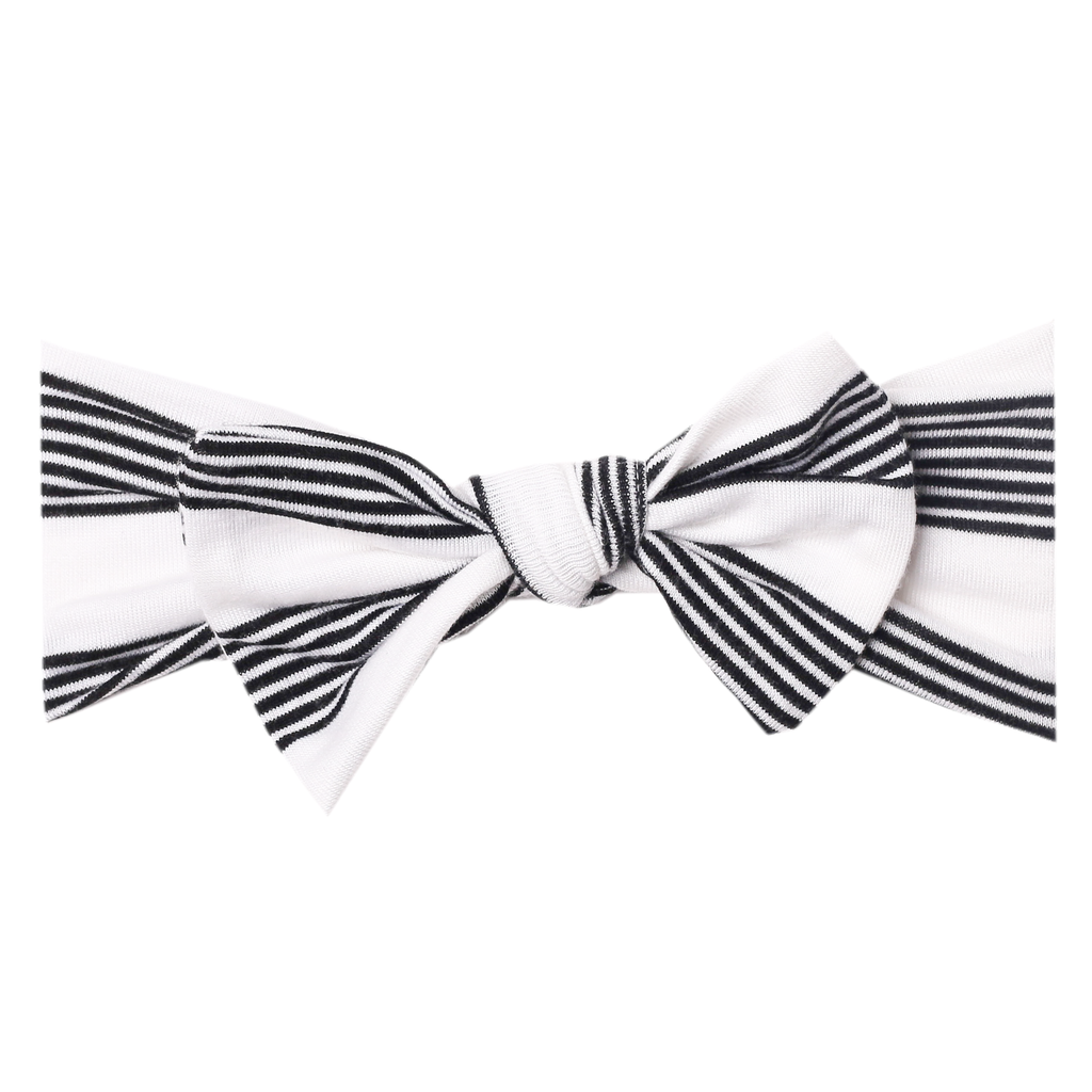 Tribe Knit Headband Bow