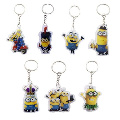 Keychain-flashlight GP 2D minion in assortment