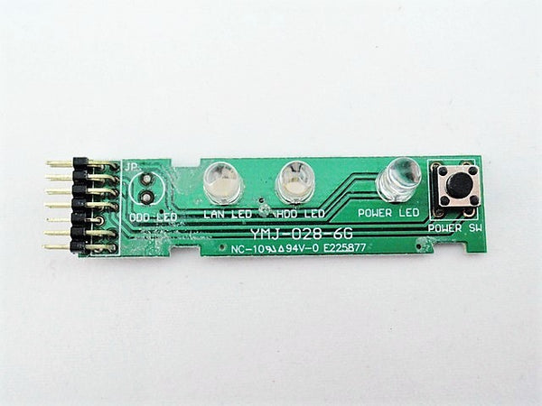 Acer 55.S690F.001 Power Button LED Board Aspire L100 L310 YMJ-028-6G