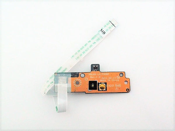 ASUS LS-7326P Power Button Board A53U X53U K53T K53U 455NP888L01