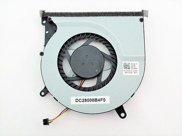 Dell 37XGD CPU Cooling Fan XPS 15 L521x DC28000B4S0 DC28000B4F0 037XGD