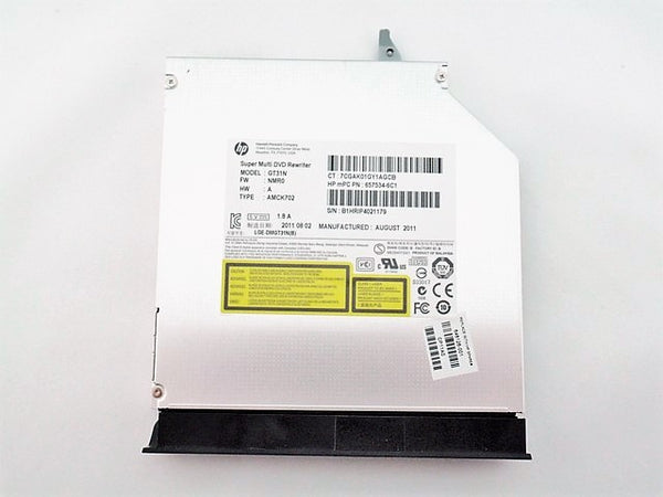 HP 646126-001 Optical DVDRW Burner Drive Pavilion 2000 659879-001