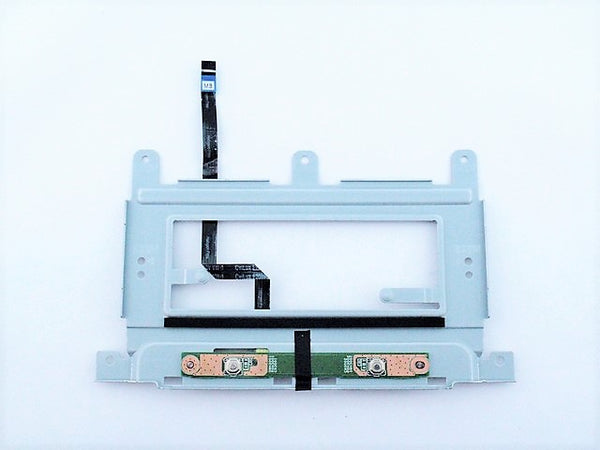 HP 646130-001 Touchpad Button Board with Bracket Pavilion 2000