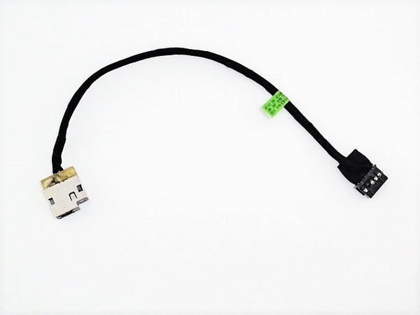 HP 720538-001 DC Power Jack Cable DSC Envy 15-J TouchSmart 713705-YD4 - ITPartStore Canada .ca
