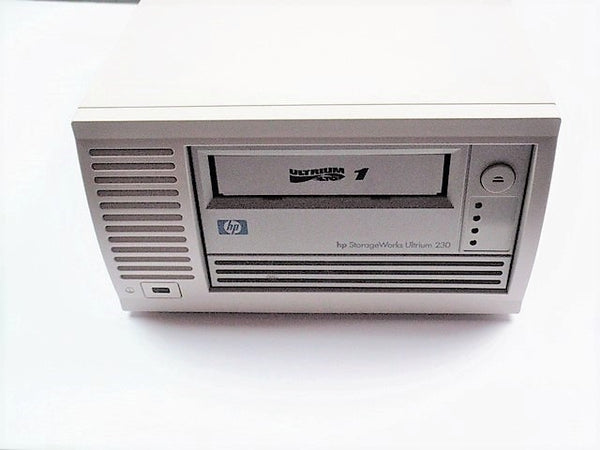 HP C7401-69202 Ultrium 230 Tape Backup Drive External 100/200GB C7401A