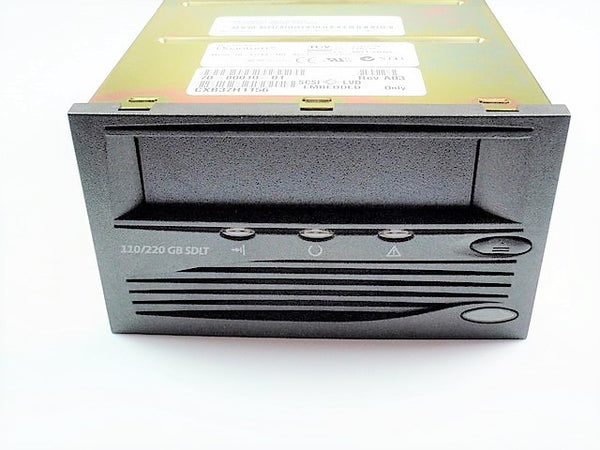 IBM 09N0959 SDLT Tape Drive 110/220GB Internal Black 09N0958 59P6686