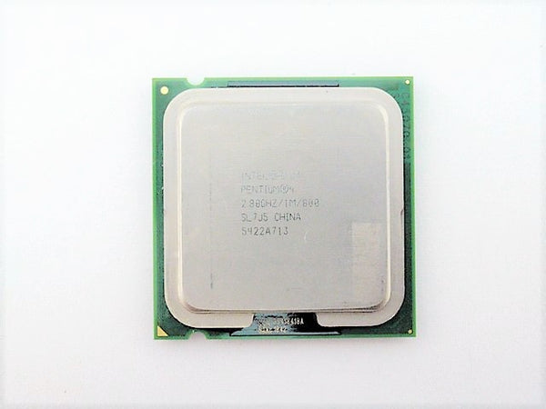 Intel SL7J5 Processor CPU P4 520 2.8Ghz 1M 800FSB JM80547PG0721M