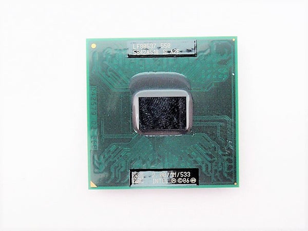 Intel SLA2E Processor CPU Celeron-M 550 2.0Ghz 1M 533 S478