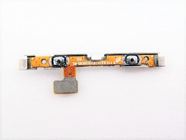 Samsung Galaxy S7 G930A G930F G930W8 G930V Volume Button Flex Cable