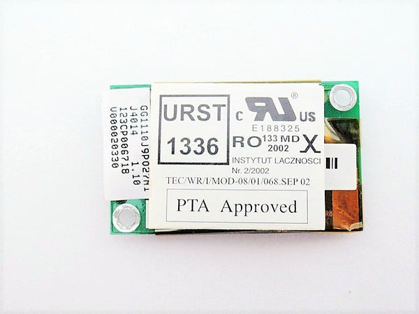 Toshiba V000020330 Modem MDC Adapter Card Mini 1456VQL4A