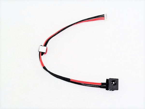 Toshiba V000927540 DC In Power Jack Cable 6017B0105201 L200 L205 M200