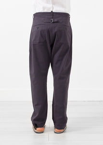 Balda Pant in Drop Crotch
