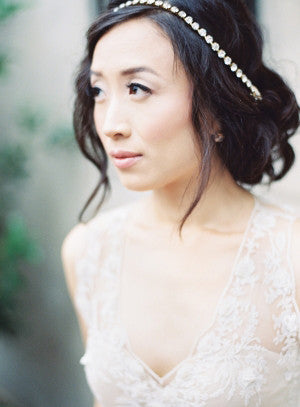 "Elizabeth Anne Designs ""Helena"" Crystal Halo"