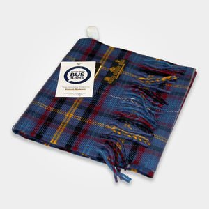 EXCLUSIVE Edinburgh Bus Tours Tartan Scarf by Kinloch Anderson