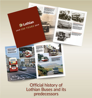 NEW CENTENARY BOOK : Lothian - 100 years