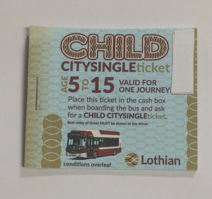CitySingle CHILD tickets