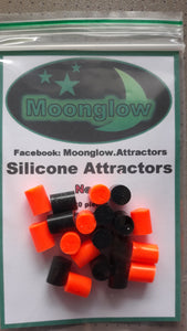 Moonglow plaice attractors- soft beads for plaice and flatfish - moonglowfishing