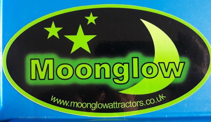 Moonglow - tackle box sticker - moonglowfishing