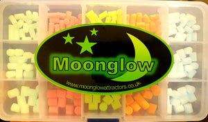 Moonglow silicone luminous attractors super box