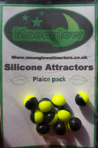 Moonglow - dayglow attractor balls