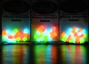 Moonglow luminous attractors mixed selection - moonglowfishing