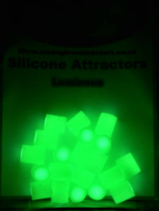 Lumi core 6mm attractors - moonglow - moonglowfishing