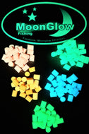 Moonglow ultra luminous attractors - 4mm - moonglowfishing