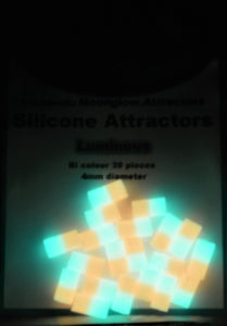 MOONGLOW - Bi-colour luminous attractors - moonglowfishing