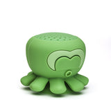 """Ringo""  Green Octopus Shower Speaker"