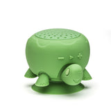 """Tupac"" Green Turtle Shower Speaker"