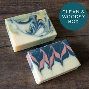 Boxed Set of 2 Handmade Soaps