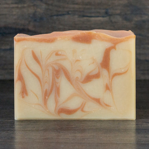 Spiced Cider // Orange Cinnamon & Clove Apple Cider Soap