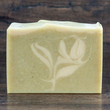 Avocado & Spearmint Soap with French Green Clay